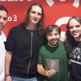 """""""Alberto Scarlatta"""" pondrá voz a uno de los temas del nuevo disco!!!"""
