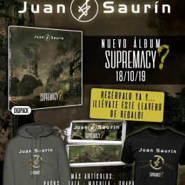 "RESERVA DE ""SUPREMACY?"" YA DISPONIBLE!!"