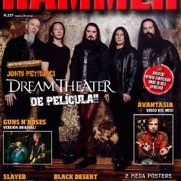 """Nueva y excelente crónica desde la prestigiosa revista """"Metal Hammer""""!!"""