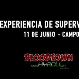«Trailer Bloodtown Survival Zombie»