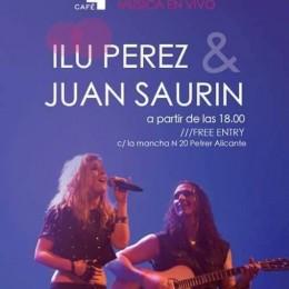 Concierto con Ilu Pérez!!