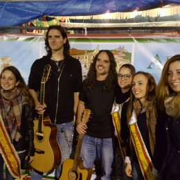 «Accidentado»e «Inesperado» concierto en «Los Ventorrillos»!!