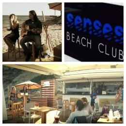 Acústico con Ilu Pérez en el Senses Beach Club de Campello (Alicante)!!