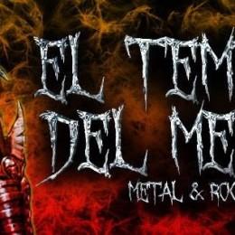 """Entrevista en """"El Templario del Metal""""!!"""