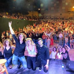 """Impresionante estreno de """"Voces de Leyenda"""" en Yecla!!"""