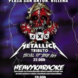 Nueva fecha con Metallica Tributo!! Fiesta Post-Leyendas del Rock!!