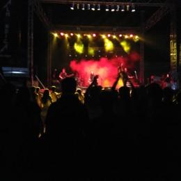 """Fantástica noche con Metallica Tributo en el """"Almóndiga Rock-Fest 2016""""!!"""