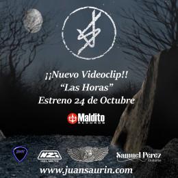 """Ya está aquí, el nuevo vídeo de """"Las Horas""""!!"""