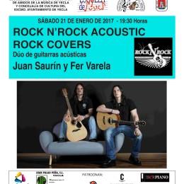 Fantástica noche con Acoustic Rock Covers!!