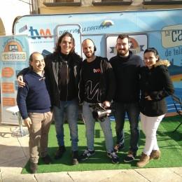 Entrevista y directo en Televisión Murciana!!