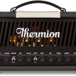 ARTISTA DE «THERMION AMPS & PEDALS»!!