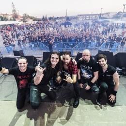 BRUTAL EL ROCK ARENA!!!!!