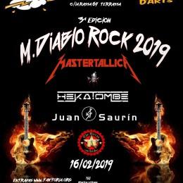 CRÓNICA DEL PASADO M.DIABLO ROCK 2019 POR METALCRY!!