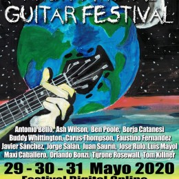 YA DISPONIBLE LA ACTUACIÓN EN EL INTERNATIONAL GUITAR FESTIVAL!!