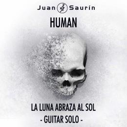 NUEVO VÍDEO – «LA LUNA ABRAZA AL SOL» (Guitar Solo)