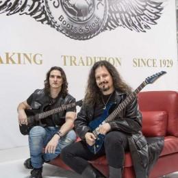 Con José Rubio en New Rock!!
