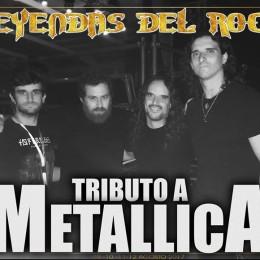 Metallica Tributo al Leyendas del Rock 2017!!!