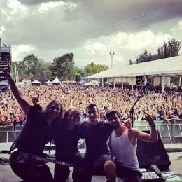 Vídeo del Leyendas del Rock con Metallica Tributo!!