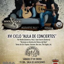 NUEVA FECHA CON ACOUSTIC ROCK COVERS!!