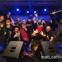 GRAN M.DIABLO ROCK FESTIVAL EN TERRASSA (BARCELONA)!!