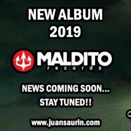 NEW ALBUM 2019!!!